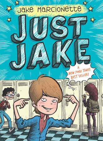 Just Jake #1 by Jake Marcionette