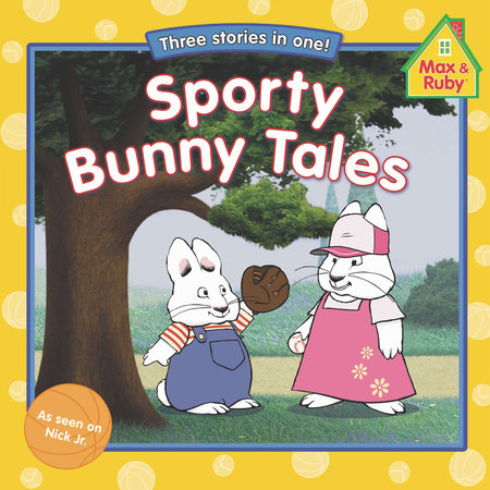 Sporty Bunny Tales by Grosset & Dunlap