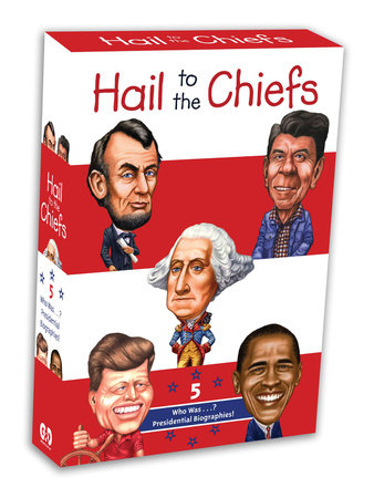 Hail to the Chiefs by Roberta Edwards