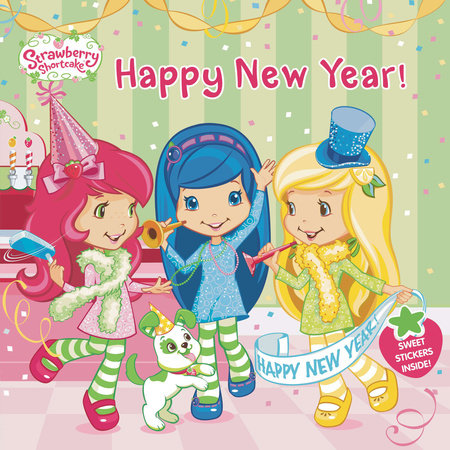 Happy New Year! by Amy Ackelsberg