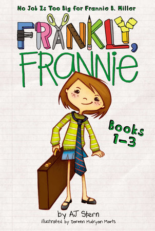 Frankly, Frannie: Books 1-3 by AJ Stern