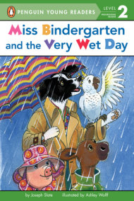 Miss Bindergarten and the Very Wet Day