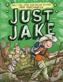 Just Jake: Camp Wild Survival #3