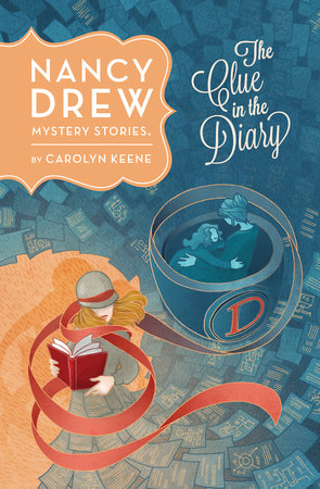 The Clue in the Diary #7 by Carolyn Keene