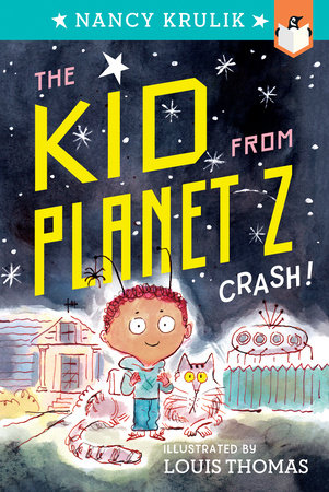 Image result for nancy krulik kid from planet z