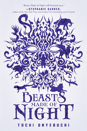 The cover of the book Beasts Made of Night