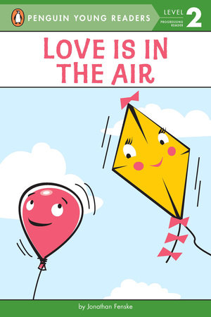 Love Is in the Air by Jonathan Fenske