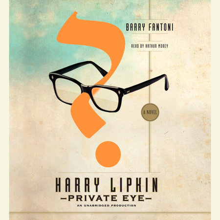 Harry Lipkin, Private Eye by Barry Fantoni