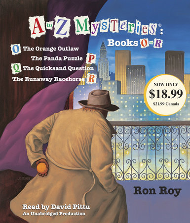 A to Z Mysteries: Books O-R by Ron Roy