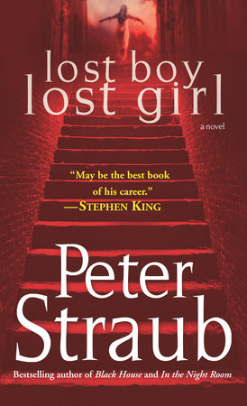 lost boy lost girl by Peter Straub