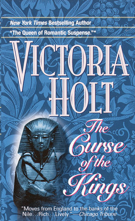 CURSE OF THE KINGS by Victoria Holt