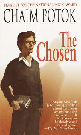 THE CHOSEN by Chaim Potok