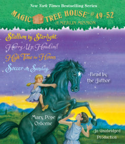 Magic Tree House Collection: Books 49-52