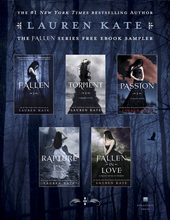 Lauren Kate's Fallen Series Ebook Sampler by Lauren Kate