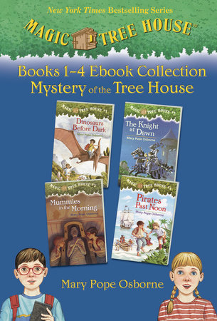 Mystery of the Tree House by Mary Pope Osborne
