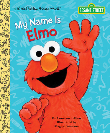 My Name Is Elmo (Sesame Street)