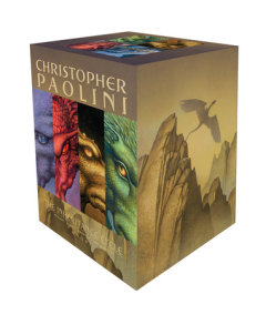 Inheritance Cycle 4-Book Trade Paperback Boxed Set (Eragon, Eldest, Brisingr, In