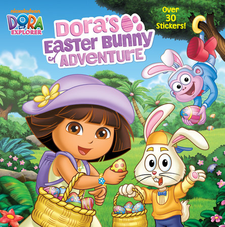 Dora's Easter Bunny Adventure (Dora the Explorer) by Random House