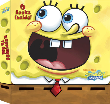 Happiness to Go! (SpongeBob SquarePants) by Random House