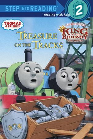 Treasure on the Tracks (Thomas & Friends) by Rev. W. Awdry