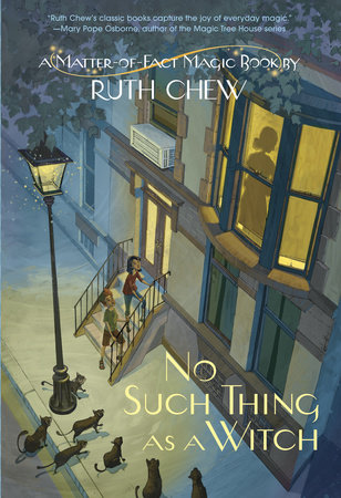 A Matter-of-Fact Magic Book: No Such Thing as a Witch by Ruth Chew