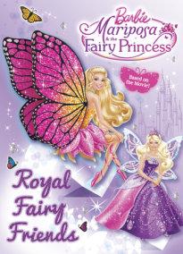 Royal Fairy Friends (Barbie)