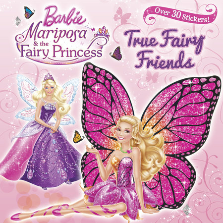 True Fairy Friends (Barbie) by Mary Man-Kong