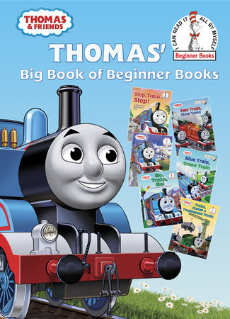 Thomas' Big Book of Beginner Books (Thomas & Friends) by Rev. W. Awdry