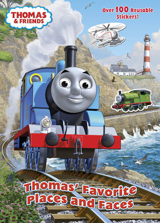 Thomas' Favorite Places and Faces (Thomas & Friends) by Rev. W. Awdry