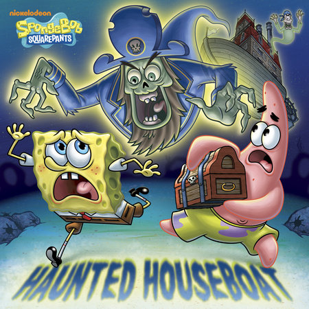 Haunted Houseboat (SpongeBob SquarePants) by Random House