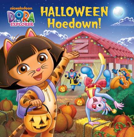 Halloween Hoedown! (Dora the Explorer) by Molly Reisner