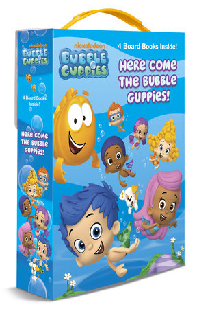 Here Come the Bubble Guppies! (Bubble Guppies) by Mary Tillworth