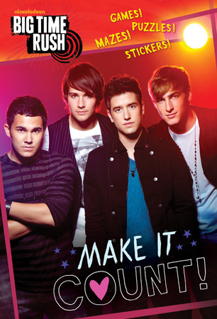 Make it Count! (Big Time Rush) by Golden Books