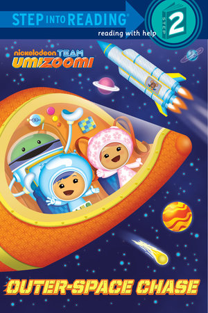 Outer-Space Chase (Team Umizoomi) by Random House