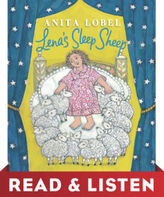 Lena's Sleep Sheep: Read & Listen Edition