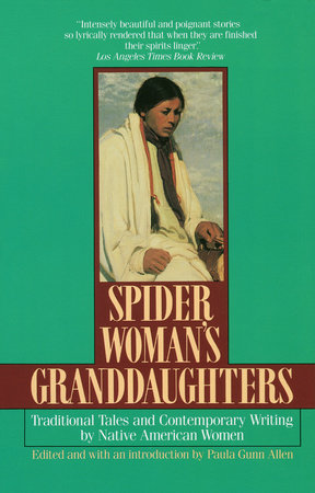The cover of the book Spider Woman's Granddaughters