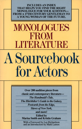 Monologues from Literature by