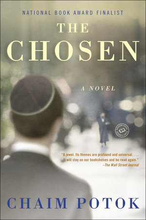THE CHOSEN Book Cover Picture
