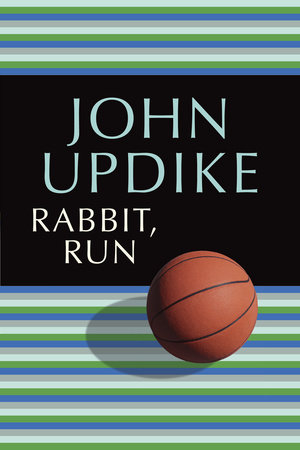 The cover of the book Rabbit, Run