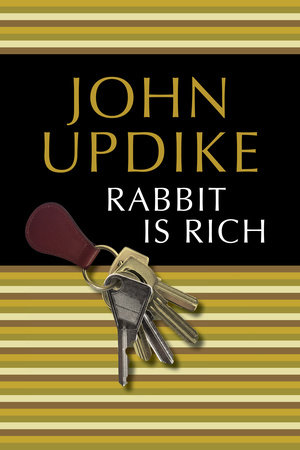 The cover of the book Rabbit Is Rich