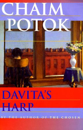 DAVITA'S HARP by Chaim Potok