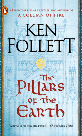 SE The Pillars of the Earth by Ken Follett