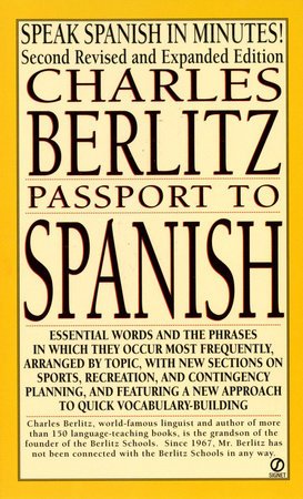 Passport to Spanish by Charles Berlitz