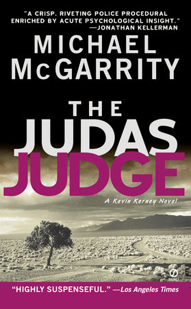 The Judas Judge by Michael McGarrity