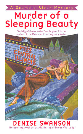 Murder of a Sleeping Beauty by Denise Swanson