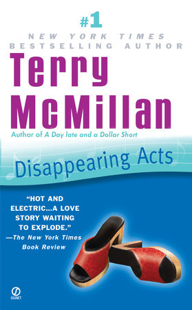 Disappearing Acts by Terry McMillan