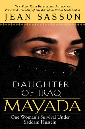 The cover of the book Mayada, Daughter of Iraq
