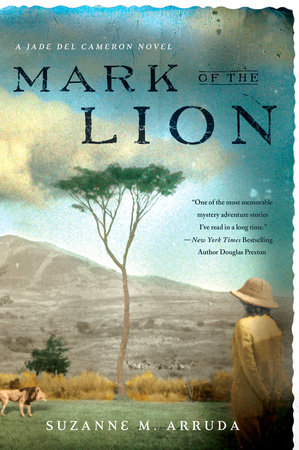 Mark of the Lion by Suzanne Arruda
