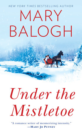 Under The Mistletoe by Mary Balogh