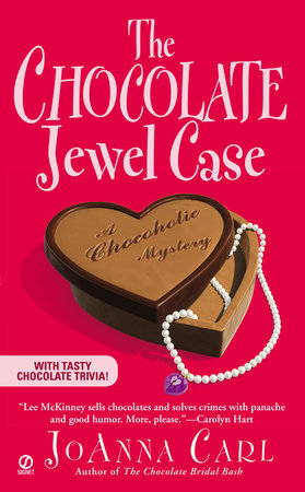The Chocolate Jewel Case
